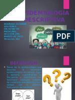Epidemiologã a Descriptiva