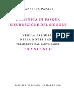 20130330 Veglia Pasquale Libretto