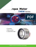 HIWIN Torque Motores TMRW