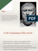 philo 101 plato theaetetus
