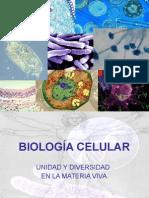 Biologia Celular. Unidad Y Diversidad en La Materia Viva