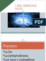 Fuentes Del Derecho Informatico