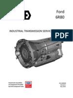 6R80 service manual