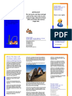 Working Hours (Leaflet)