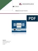 MCDGV4 Protección de Generador