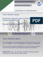 Derecho Laboralpdf