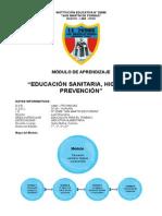 Módulo - Educación Sanitaadsria y Ambiental