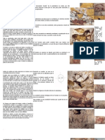 ficha 1, analisis prehistoria