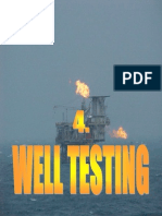 Petroleum Development Geology IV Well Test Norestriction