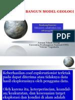 Model Geologi Dan Eksplorasi Batuan karbonat