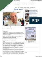 01-05-15 Estamos muy optimistas. Marco Antonio Bernal