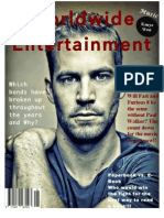 final group magazine
