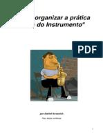 Estudo Diário - Daniel Kovacich