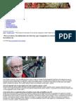 """""""Para Erradicar Las Distinciones de Clase Hay Que Reorganizar La Ciudad""""_ Entrevista a David Harvey"""