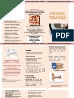 Leaflet Irigasi Telinga
