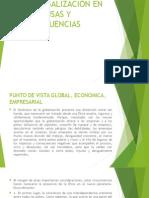Diapos de Etica Globalizacion