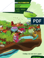 Programme Régional Europe Ecologie Nord Pas-de-Calais 2010