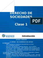 Derecho de las Sociedades Anónimas - Perú