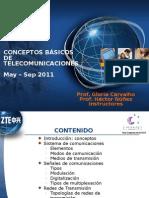 CBT Conceptos Basicos de Telecomunicaciones