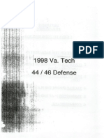 1998 Virginia Tech Defense - Bud Foster.pdf