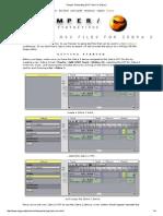 Generating OSC Files for Zebra 2