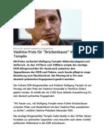 2015-05-04 Viadrina-Preis an Wolfgang Templin