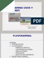 Fluvoxamina. Dr. Marrón