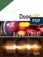Material Audiovisual de Inglés