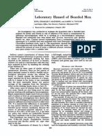 Microbiological Laboratory Hazard of Bearded Men