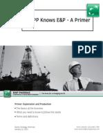 BNP Paribas_E&P Primer