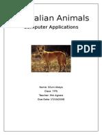 animals siluni abeya