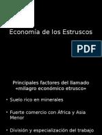 Economía de Los Estruscos