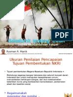 Sekelumit tentang IKraR (Indeks Kesejahteraan Rakyat)