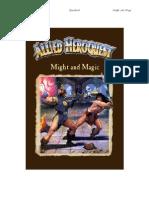AlliedHQ Questbook 01 MightAndMagic