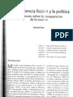 Driker - Entre La Ciencia Ficcion y La Politica