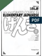 genki 1 textbook pdf