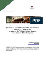 Historia Música Pentecostal en Chile.-