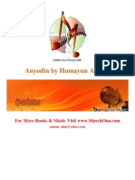 Anyodin by Humayun Ahmed