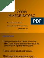 Coma Mixedematoso(1)