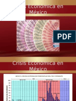 Crisis Economica en Mexico