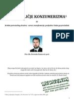 Lice i naličje konzumerizma - prof. Mevludin Dizdarević