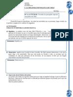 CLASE 01 - GUIA N° 1, LA ORGANIZACION POLITICA DE CHILE