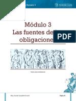 Derecho Romano II - Módulo III