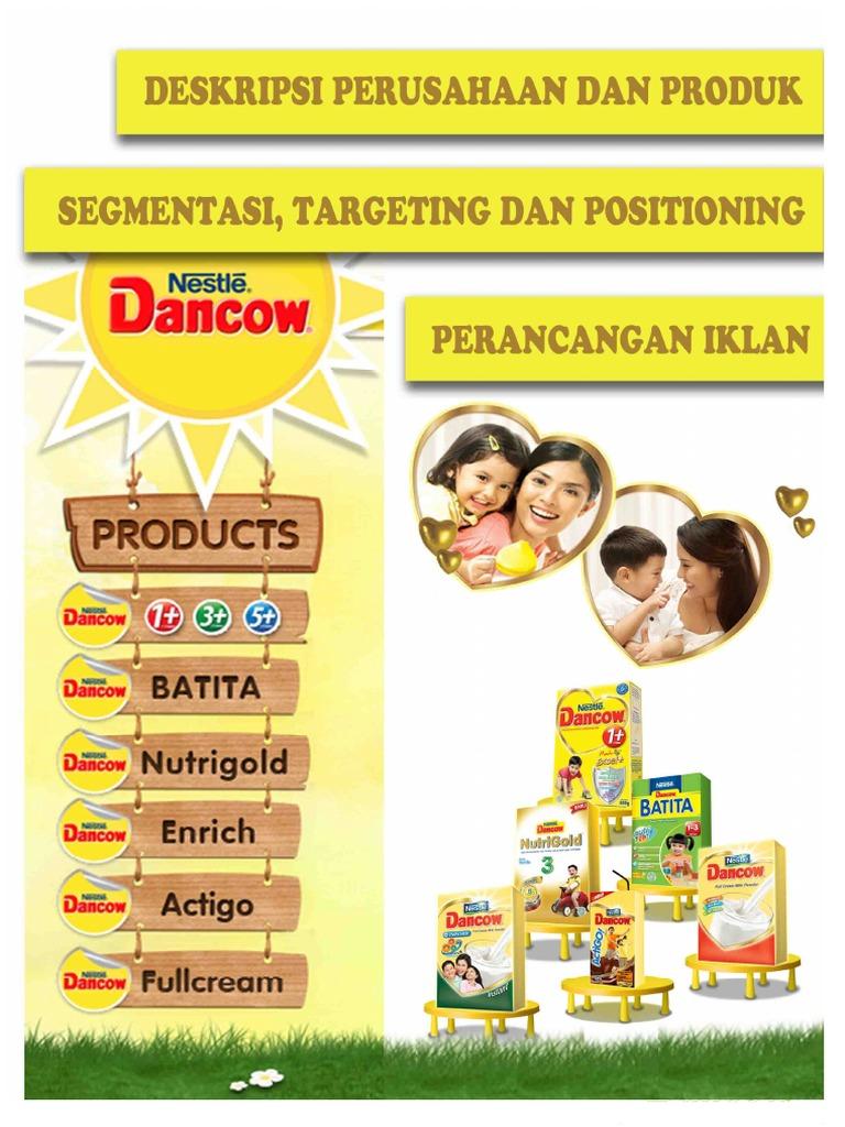 Perancangan Iklan Dancow