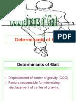 Determenent of Gait-2