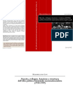 Nascita, sviluppo, funzione e struttura dell'élite politica femminile nazionalsocialista (1918-1939)