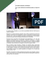 Los Cuatro Errores Del Modelo Educativo Colombiano