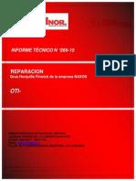 Inf. Tecnico N266 Grua Horquilla FENWICK