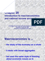 3_Introduction to Macroeconomics and National Income Accounting