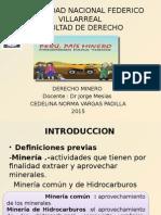 Derecho Minero Final